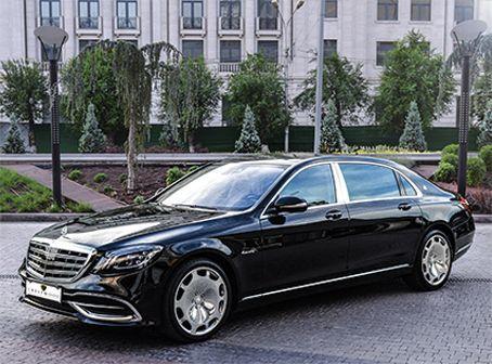 Exclusive Mercedes Sedans